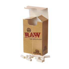 Фильтры Raw Slim Cotton Box