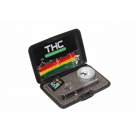 Набор Glass Pure Pipe Set 'THC' in a Case