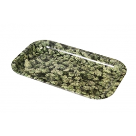 Поднос Buds Metall Rolling Tray Large