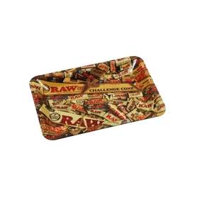 Поднос RAW METAL ROLLING TRAY - 'MIX' mini