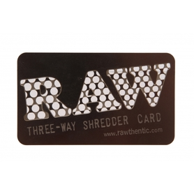 Гриндер RAW Shredder Card