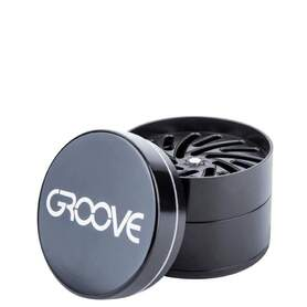 Гриндер Aerospaced - GROOVE Grinder 2.0 (50 mm) - Black
