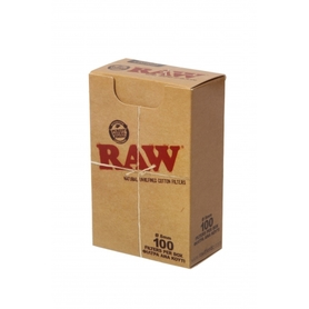 Фильтры Raw Cotton Box