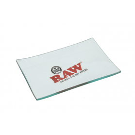 Поднос RAW ROLLING TRAY - 'GLASS' mini
