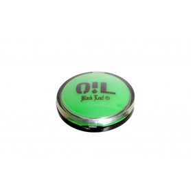 Контейнер 'Oil Black Leaf' Silicone Inset Powder 6ml