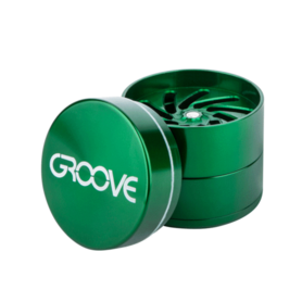 Гриндер Aerospaced - GROOVE Grinder 2.0 (50 mm) - Green