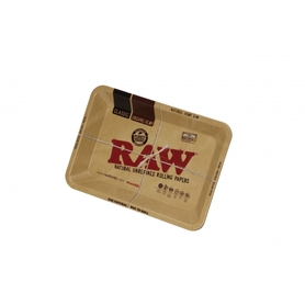 Поднос RAW METAL ROLLING TRAY mini